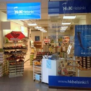 H&K Helsinki / Jalkahoitola Anja Hokkanen Kauppakeskus Kamppi Helsinki
