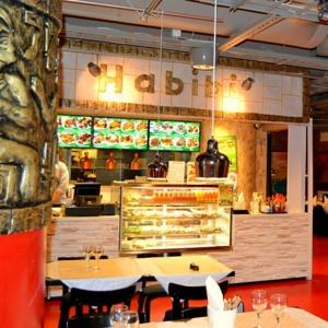 Habibi Lähi-Itä ravintola Helsinki