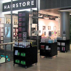 New Hairstore kampaamo-kauneushoitola Kauppakeskus Kamppi Helsinki