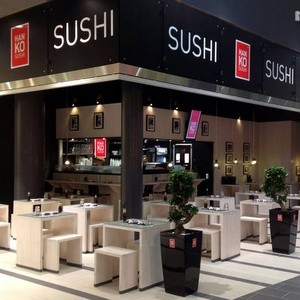 Hanko Sushi Kauppakeskus Kaari Helsinki