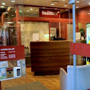 HealthEx liikuntakeskus Kauppakeskus Kamppi Helsinki