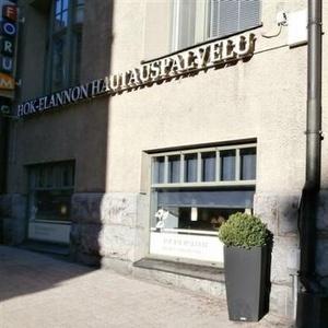 HOK-Elannon Hautauspalvelu Kauppakeskus Forum Helsinki