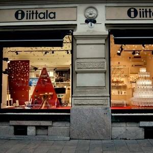 Iittala myymälä Helsinki