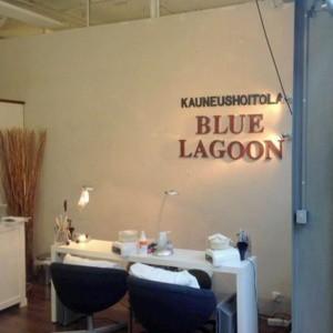 Kauneushoitola Blue Lagoon Kauppakeskus Kamppi Helsinki
