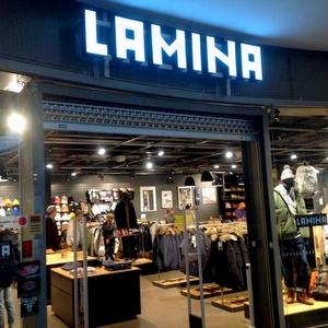 Lamina skeittikauppa Kauppakeskus Kamppi Helsinki