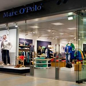 Marc O'Polo vaateliike Kauppakeskus Kamppi Helsinki