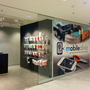 Mobile Clinic matkapuhelinhuolto Kauppakeskus Forum Helsinki