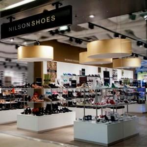 Nilson Shoes kenkäkauppa Kauppakeskus Kamppi Helsinki