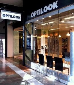 Optilook optikkoliike Kauppakeskus Itis Helsinki