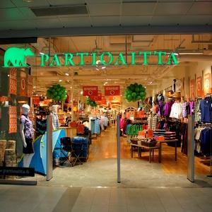 Partioaitta myymälä Kauppakeskus Itis Helsinki