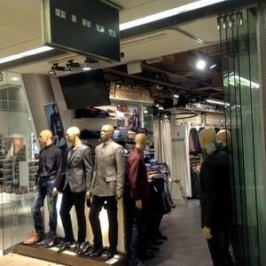 Sirus vaatekauppa Kauppakeskus Kamppi Helsinki