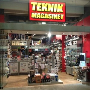 Teknikmagasinet myymälä Kauppakeskus Kamppi Helsinki