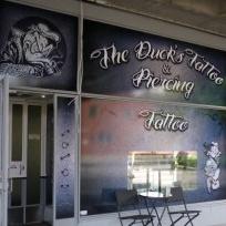 The Duck's Tattoo Kauppakeskus Itis Helsinki