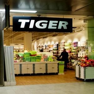 Tiger myymälä Kauppakeskus Kamppi Helsinki