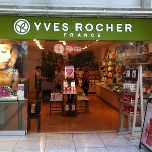 Yves Rocher myymälä Kauppakeskus Forum Helsinki