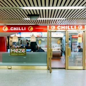 Chilli Fast Food kebab ravintola Asematunneli Helsinki