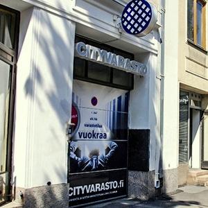 Cityvarasto pienvarasto Töölö Helsinki