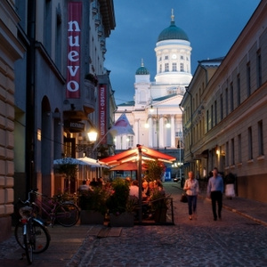 Espanjalainen ravintola Nuevo Helsinki