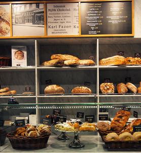 Fazer leipomomyymälä Keskuskatu Helsinki
