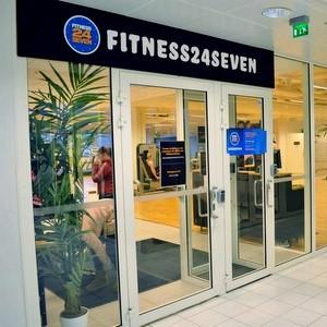Fitness24Seven kuntosali Malmin Nova Helsinki