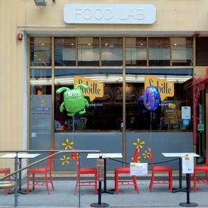 Food Lab ravintola Helsinki