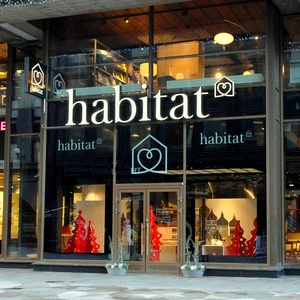 Habitat huonekalu- ja sisustuskauppa Helsinki