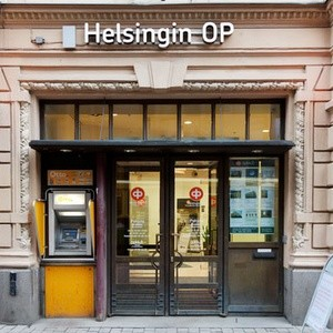 Helsingin OP Pankki konttori