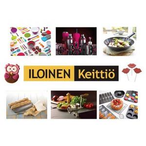 Iloinen Keittiö kokkikauppa Kauppakeskus Kaari Helsinki
