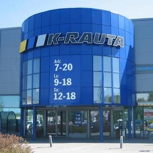K-rauta rautakauppa Kauppakeskus Lanterna Helsinki