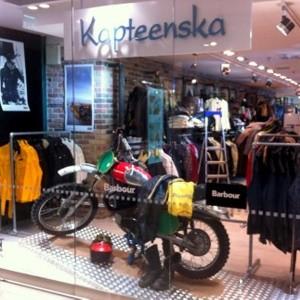 Kapteenska Country House Galleria Esplanada Helsinki