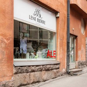 Lene Bjerre Design sisustusliike Kauppakeskus Forum Helsinki
