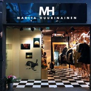 Marita Huurinainen Galleria Esplanad Helsinki