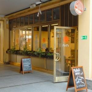 Midhill hampurilaisravintola Citykäytävä Helsinki
