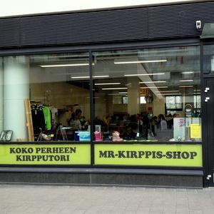 MR-Kirppis-Shop Myllypuron Ostari Helsinki
