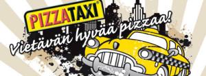 Pizzataxi Helsinki