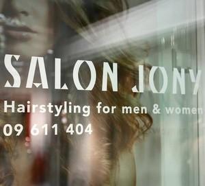 Salon Jony kampaamo-parturi Galleria Esplanad Helsinki