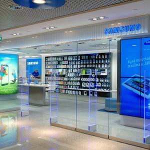 Samsung Experience Store kauppa Helsinki