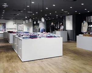 Schoffa vaatekauppa Helsinki