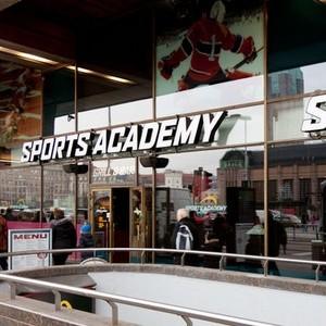 Sports Academy sporttibaari Helsinki