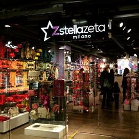 Stellazeta koru- ja asustekauppa Kauppakeskus Forum Helsinki