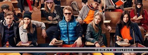 Tommy Hilfiger vaatteet koulu Helsinki