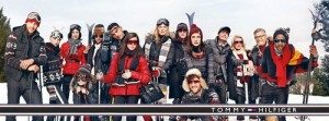 Tommy Hilfiger vaatteet talvi Helsinki