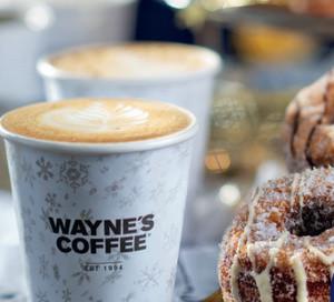 Wayne's Coffee kahvi Helsinki