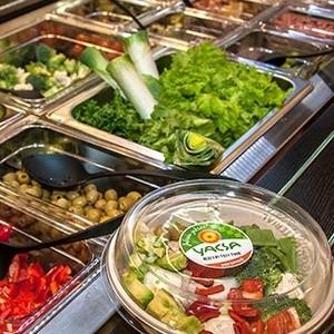 Yacsa salaattibaari Helsinki