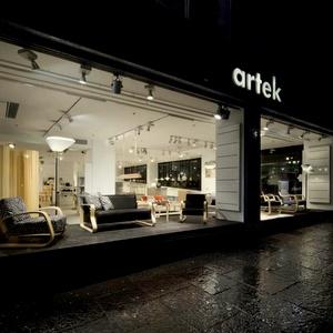 Artek myymälä Helsinki
