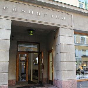 Casuarina myymälä Helsinki