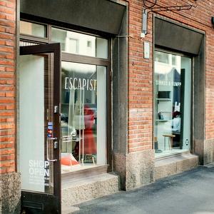 Escapist / Sirkus & Kumpp. myymälä Helsinki