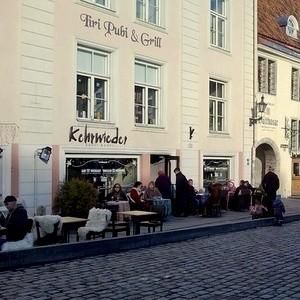 Kehrwieder suklaakahvila raatihuoneentori Tallinna