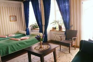 Kuninga Apartments huoneistohotelli Piispanhuone Tallinna
