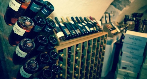 Maisons de Champagne samppanjat Tallinna